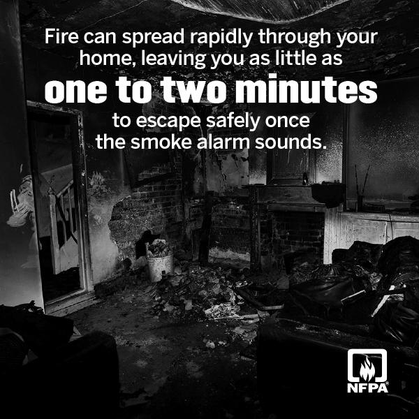 Nfpa Fire Sprinkler Initiative