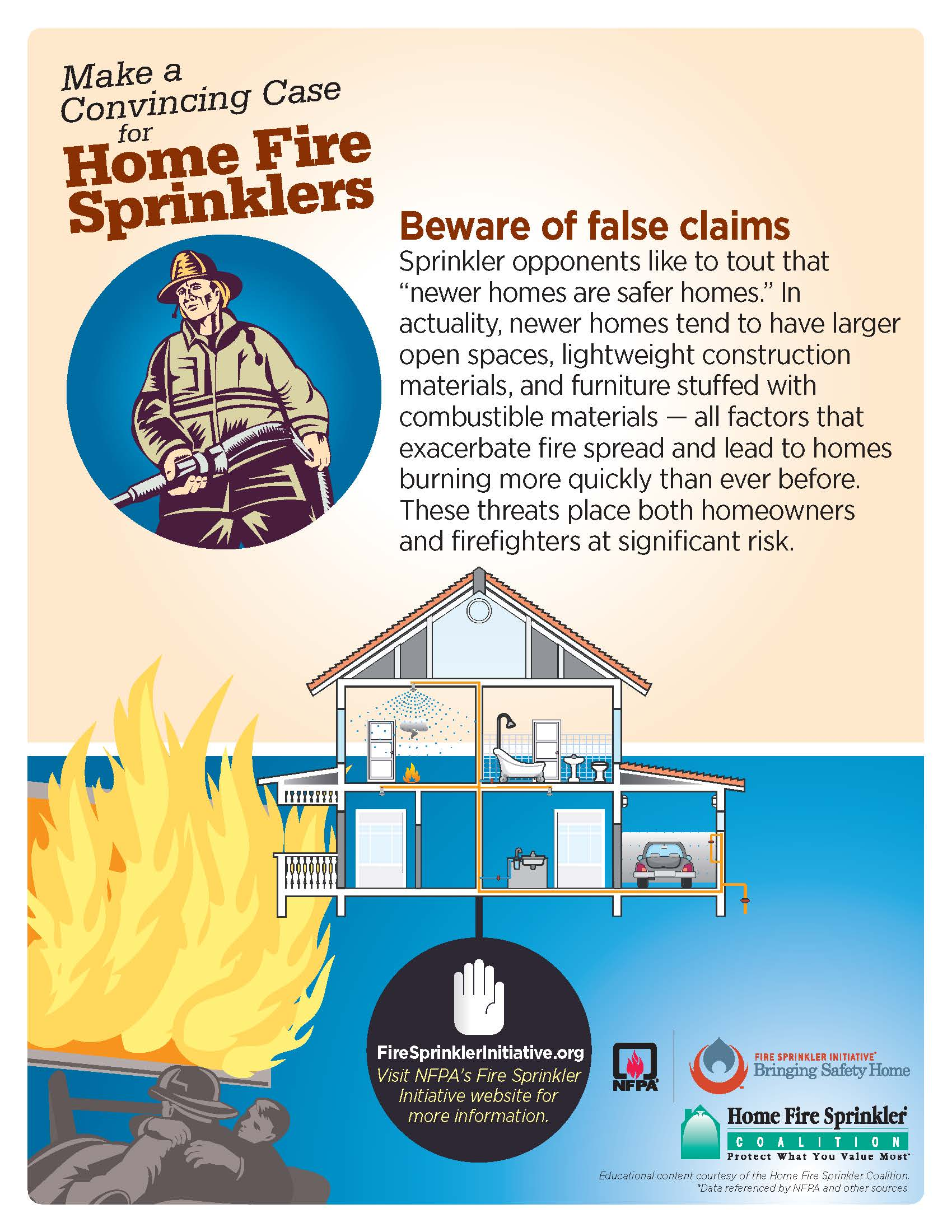 NFPA's Fire Sprinkler Initiative-Free downloads