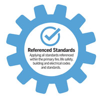 Reference standards cog