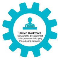 Skilled workforce cog