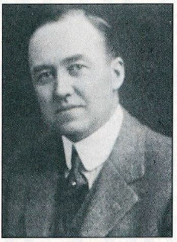 William Merrill - NFPA president, UL founder