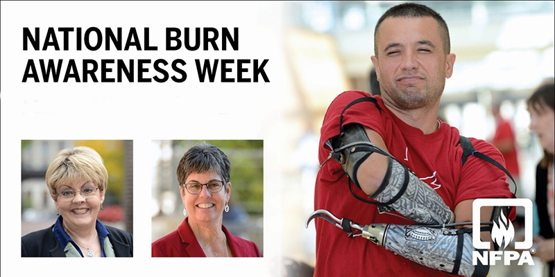 National Burn Awareness Week