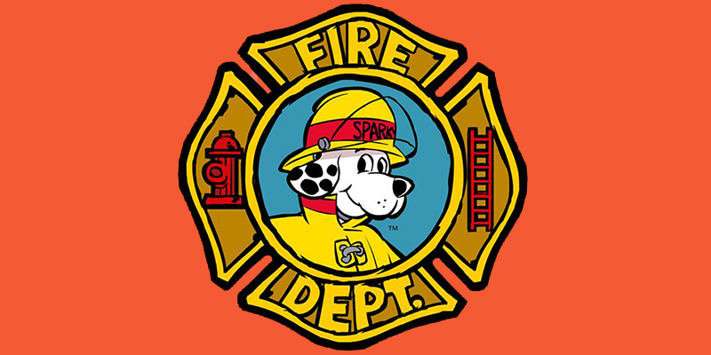 Sparky's Fire Safety Club