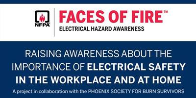 Faces of Fire - Electrical