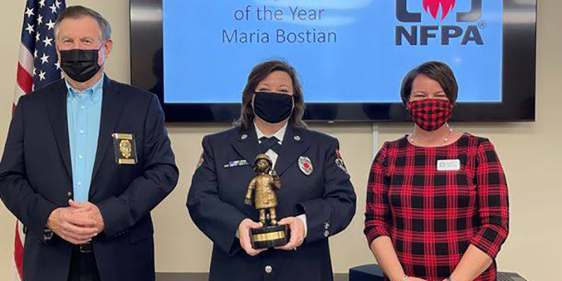 Fire and Life Safety Educator of the Year