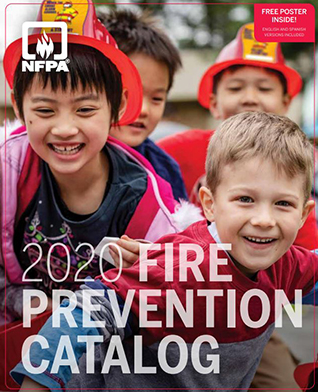 2020 Fire Prevention Week Catalog