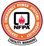 Certified Emergency Power Systems Specialist (CEPSS) for Facility Managers logo