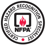 Certified Hazard Recognition Specialist logo