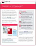 Featured item Referenced standards