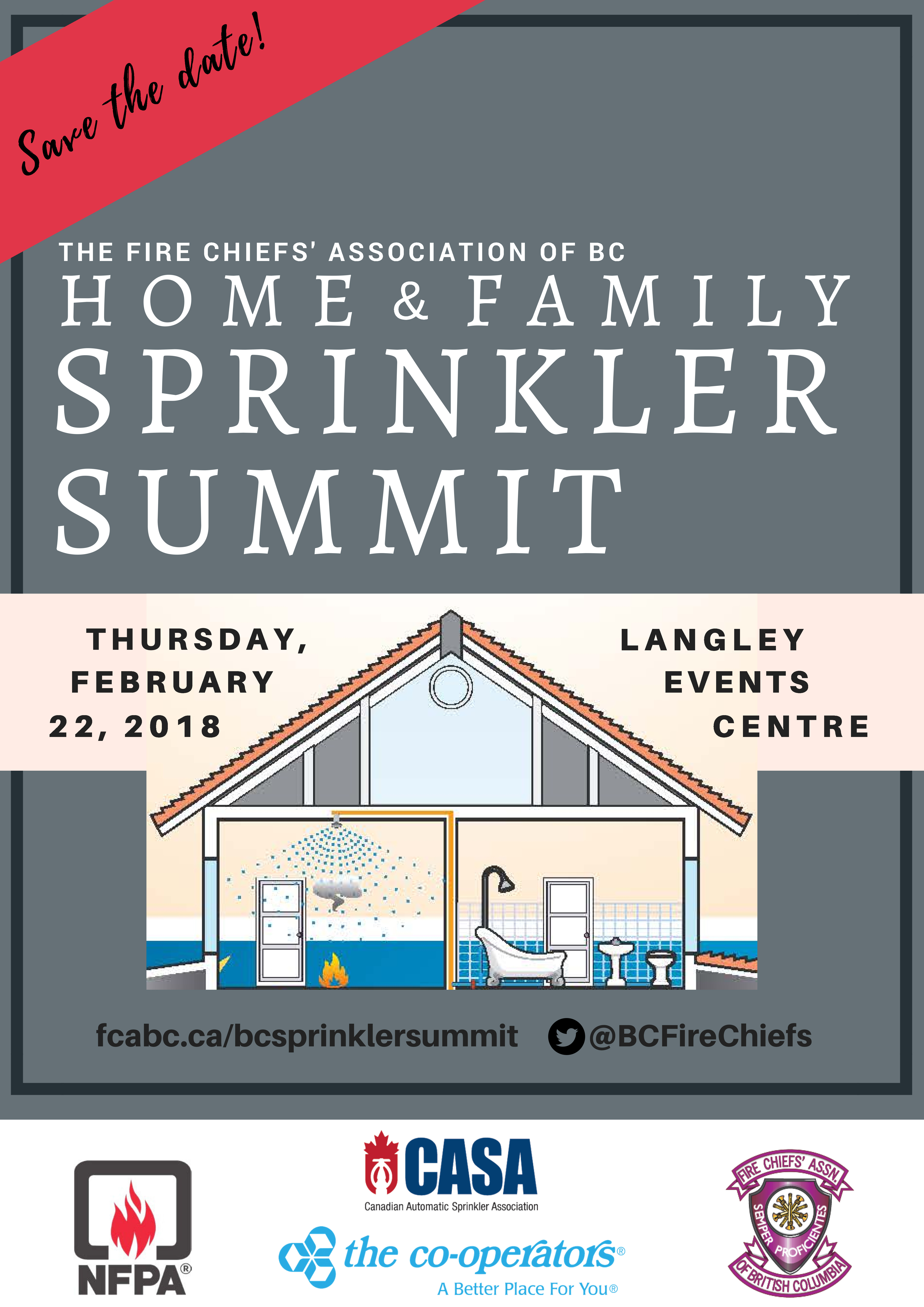 British Columbia sprinkler summit