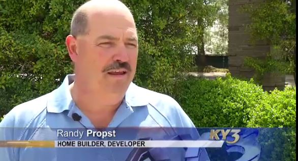 Missouri homebuilder
