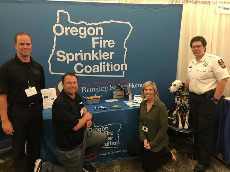 Oregon Fire Sprinkler Coalition members