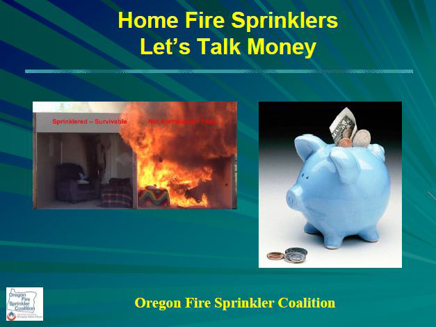 Oregon presentation slide