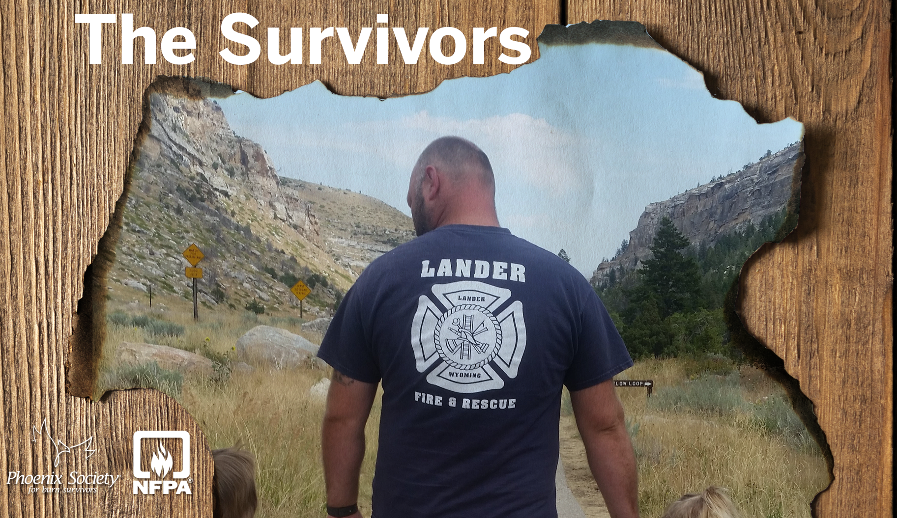 The Survivors is a five-part podcast series produced by NFPA underscoring the aftermath of a family who lost two children in a home fire