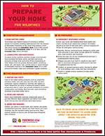 Featured item How to prepare your home for wildfire