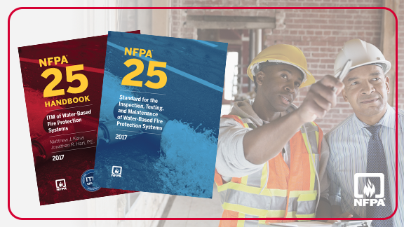 Shop NFPA 25 products and solutions.