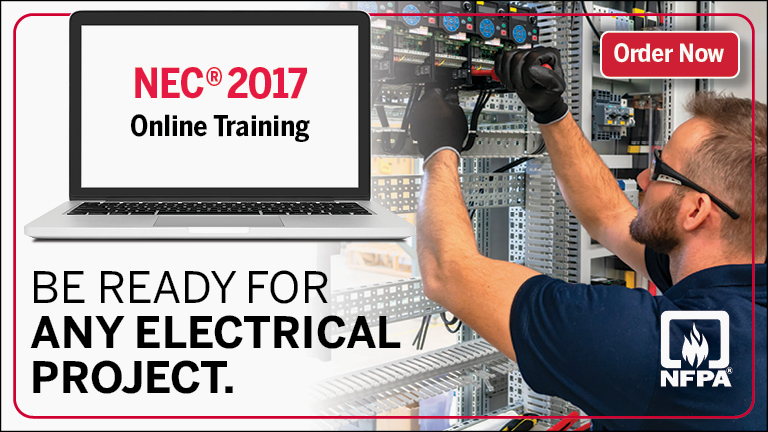 NEC 2017 Online Training