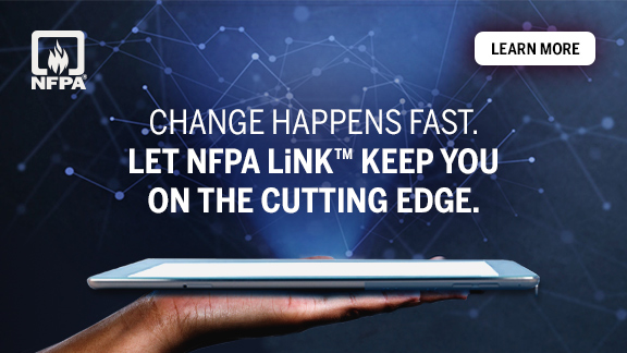 Try a free trial of NFPA LiNK