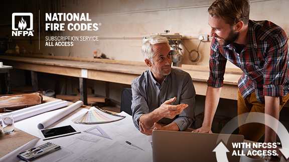 National Fire Codes Subscription Service All Access - One subscription. Every code and standard.