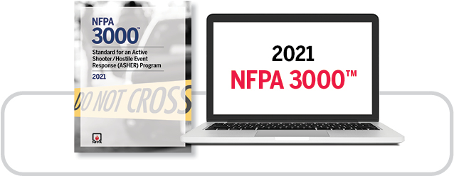 NFPA 3000, Active Shooter/Hostile Event Response (ASHER) Program (2021) Toolkit