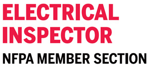 Electrical Inspector NFPA Member Section