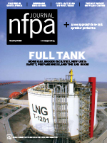 NFPA Journal March April 2016 Cover