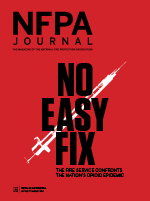 NFPA Journal January February 2017 Cover