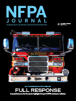 NFPA Journal cover May/June 2017