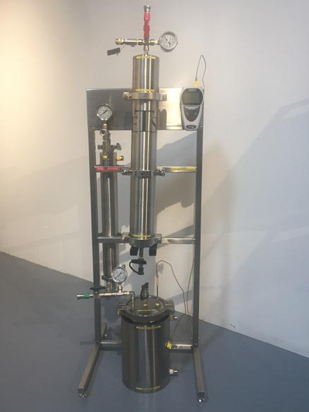 Professional Marijuana hydrocarbon extractor