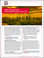 Featured item Safety issues for cannabis-related facilities