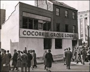coconut grove club fire