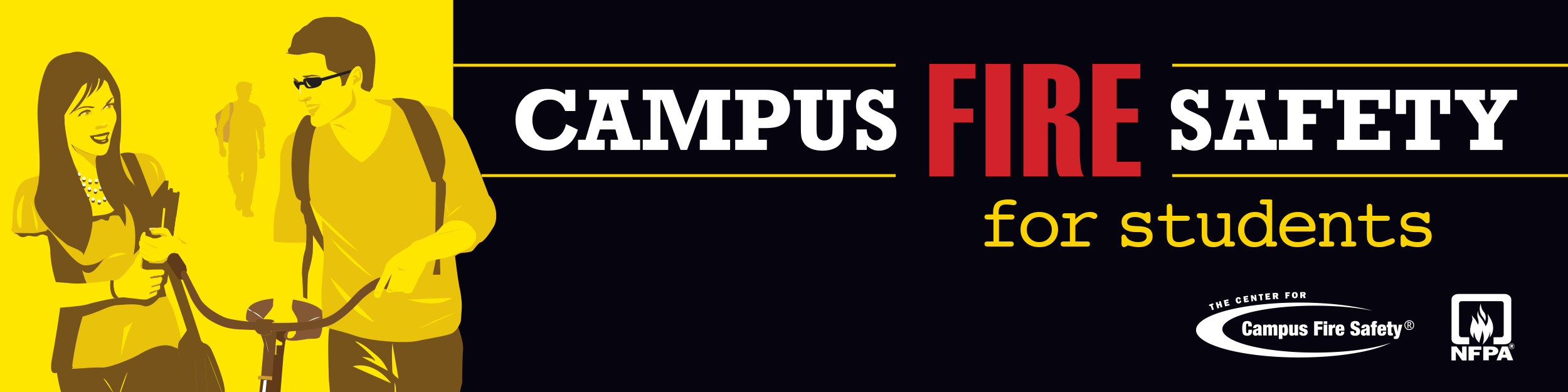 Campus Safety Banner