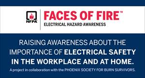 Faces of Fire campaign