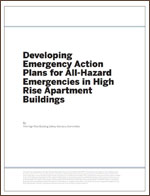 Featured item Developing Emergency Action Plans for All-Hazard Emergencies in High Rise Apartment Buildings