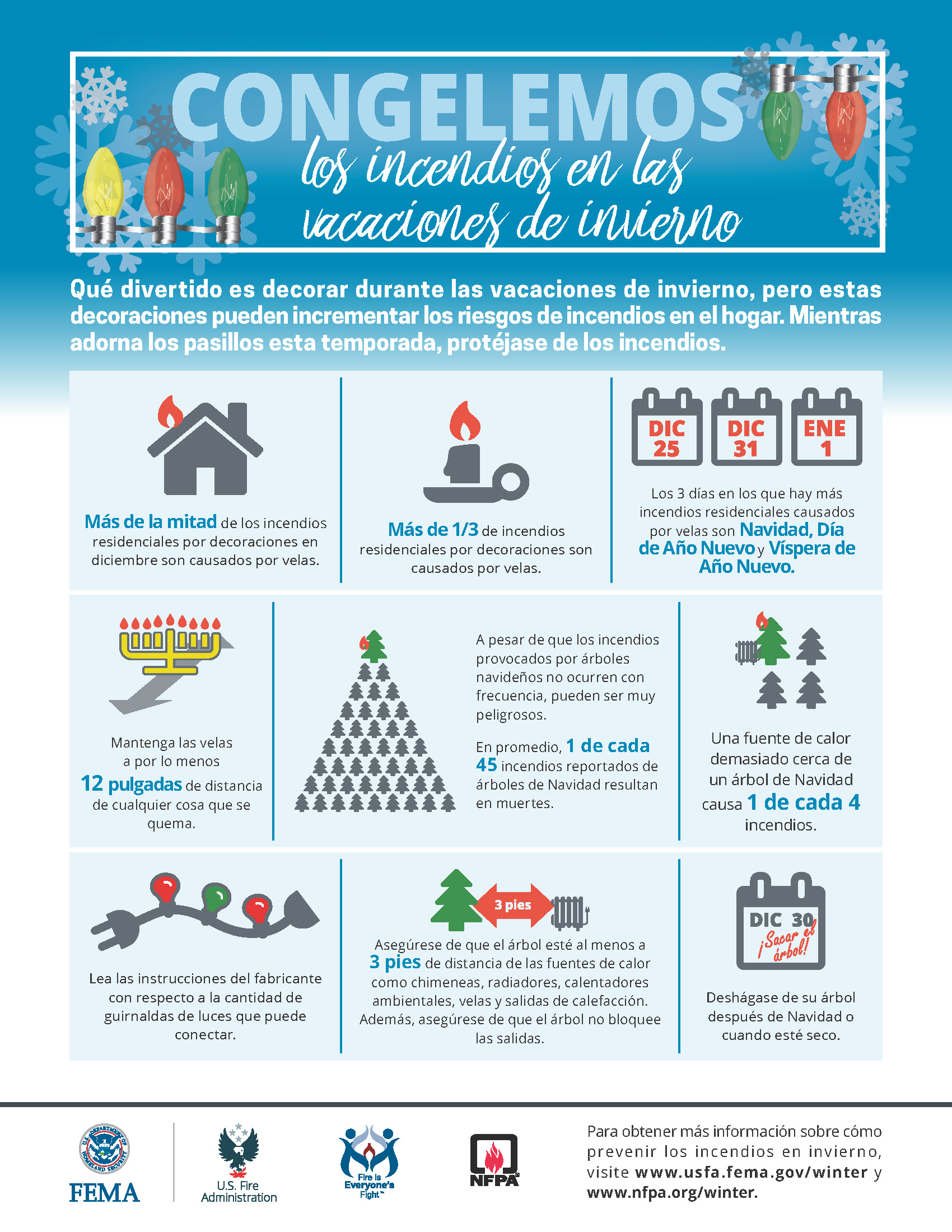 NFPA - Winter holidays