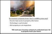 Featured item Wildfire and Insurance: Be Financially Prepared webinar