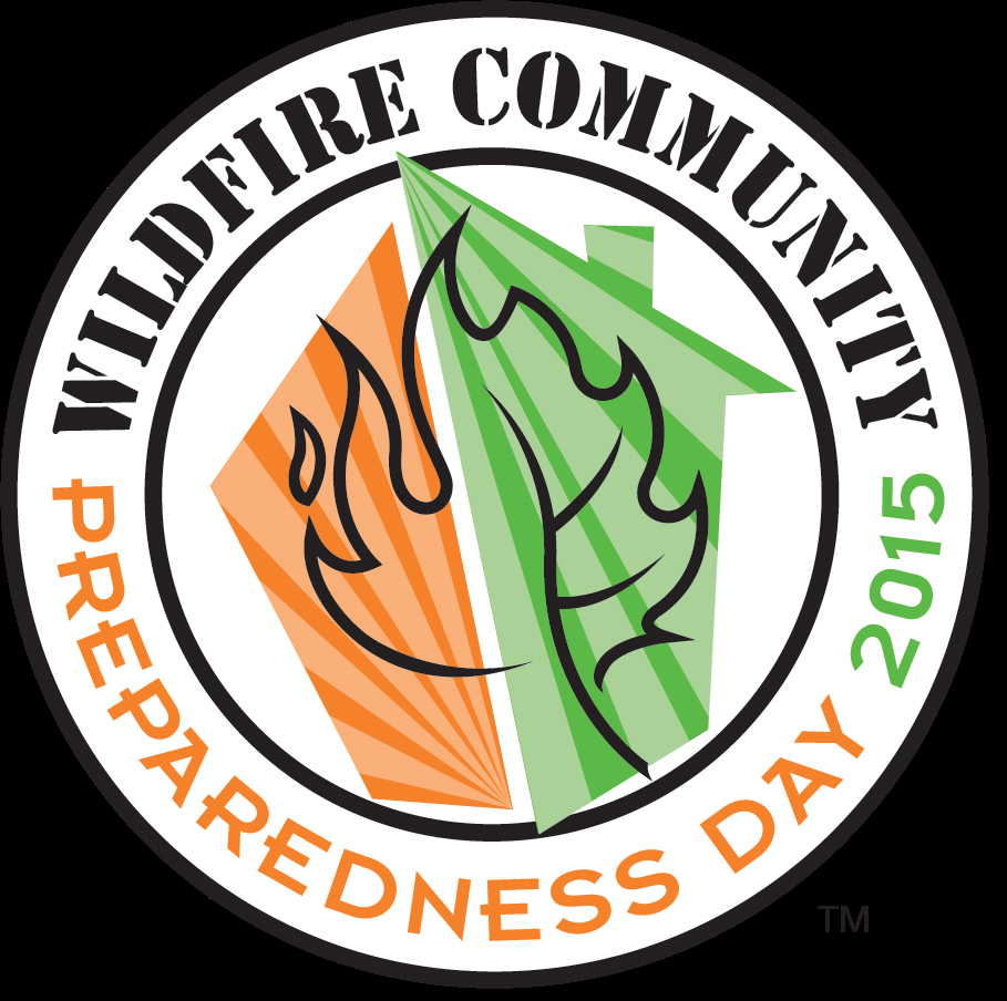 2015 Wildfire Preparedness Day Logo