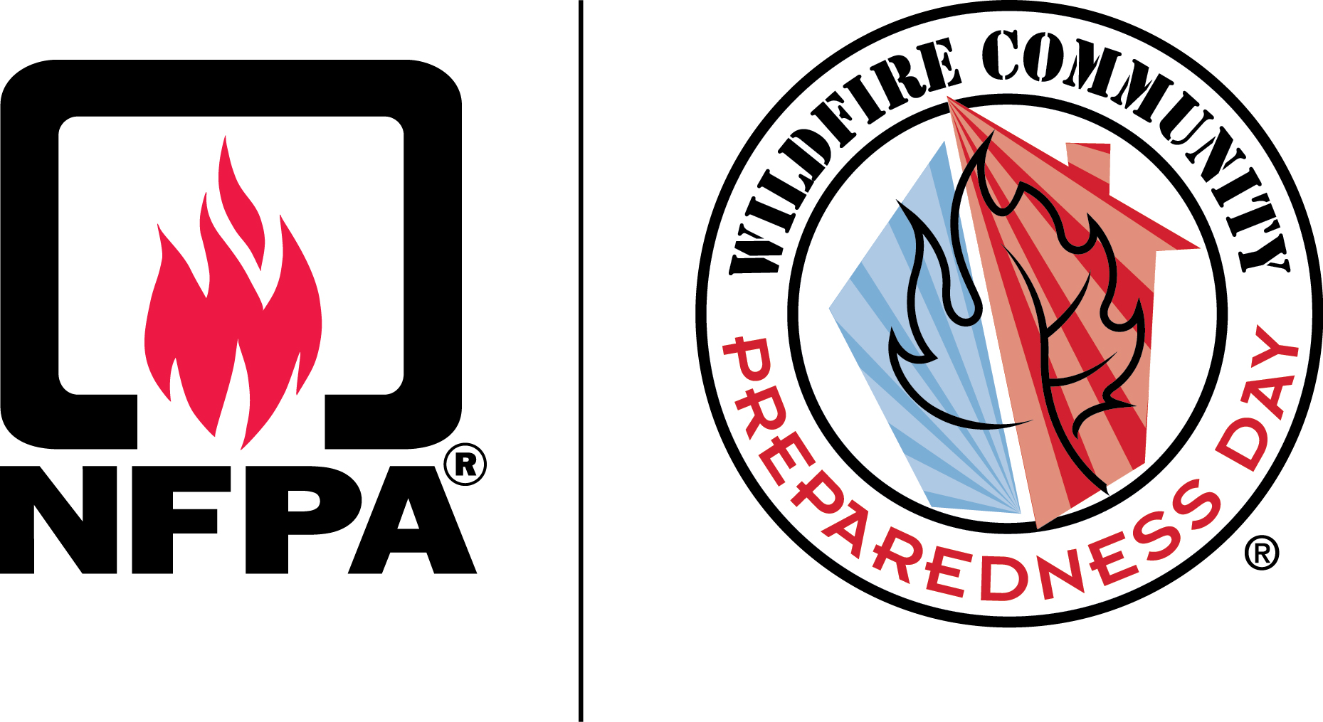 Wildfire Community Preparedness Day logo