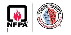 2018 Wildfire Community Preparedness Day logo