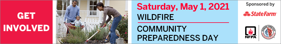 2021 Wildfire Community Preparedness Day