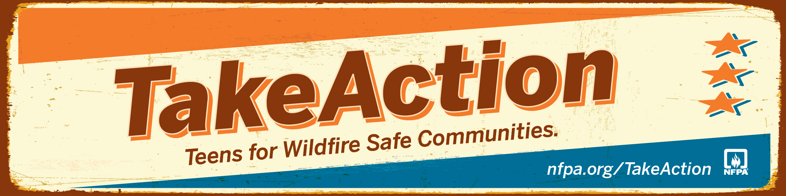 TakeAction banner