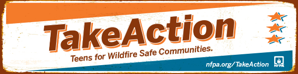 TakeAction - Teens for Wildfire Safe Communities