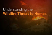 Featured item Understanding the Wildfire Threat to Homes eLearning course