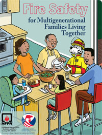 Multigenerational community kit cover