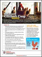 Featured item Backyard chicken Coops