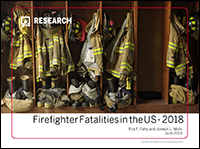 Read NFPA's firefighter fatality report.