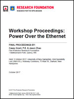 Featured item Workshop: Power Over the Ethernet