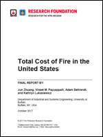 Featured item Total Cost of Fire in the United States