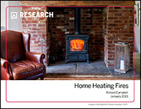Featured item Home Fires Involving Heating Equipment