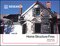 Featured item Home Structure Fires